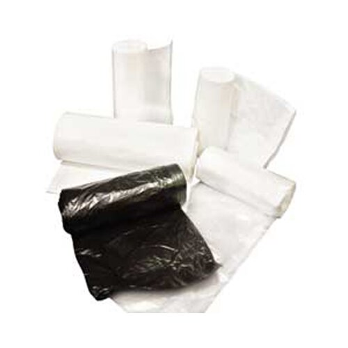 "Essex® 38"" x 60"" High-Density Can Liners with 25 Micron in Clear"