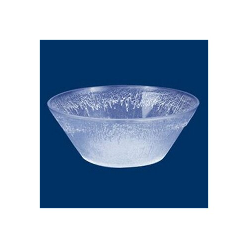 Maryland Plastics Inc. Icelandic Serving Bowl in Clear