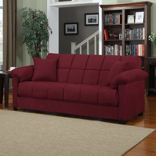 Convert-A-Couch Sleeper Sofa