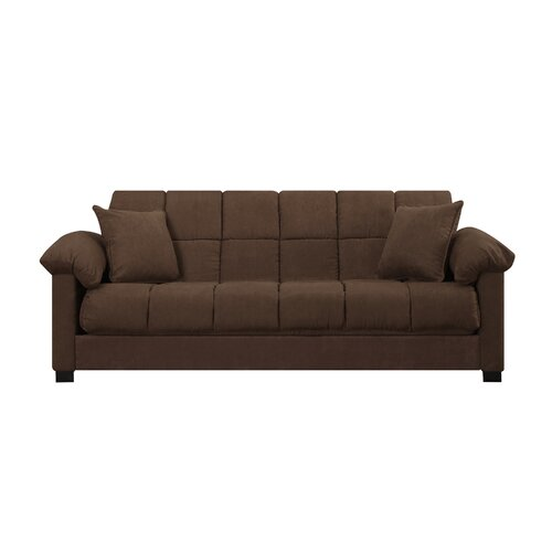 Handy Living Convert A Couch : Handy Living Convert-a-Couch Sleeper Sofa & Reviews  Wayfair