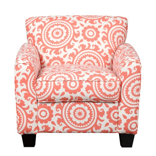 Lincoln Park Chair and Ottoman