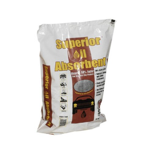 Superior® Oil Absorbent Poly Bag