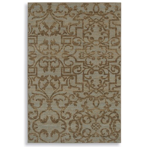 Karastan Sierra Mar French Quarter Bluestone Rug