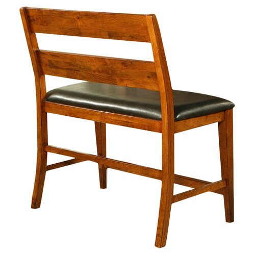 Steve Silver Furniture Mango Wood Kitchen Bench
