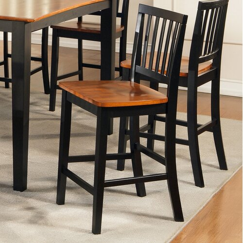 "Steve Silver Furniture Branson 24"" Bar Stool"