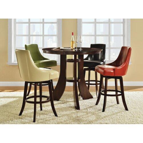 Steve Silver Furniture Brooks Pub Table Reviews Wayfair