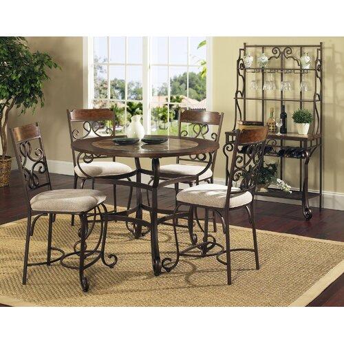 Steve Silver Furniture Callistro Bakers Rack & Reviews  Wayfair