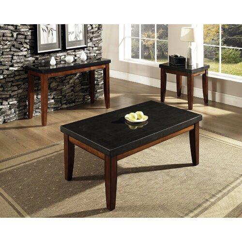 Steve Silver Furniture Granite Bello End Table