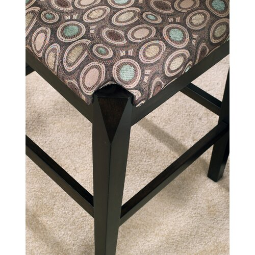"Steve Silver Furniture Optima 24"" Bar Stool"