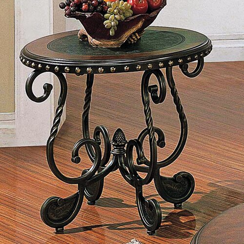 Steve Silver Furniture Rosemont End Table