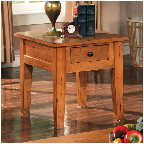 Steve Silver Furniture Liberty End Table