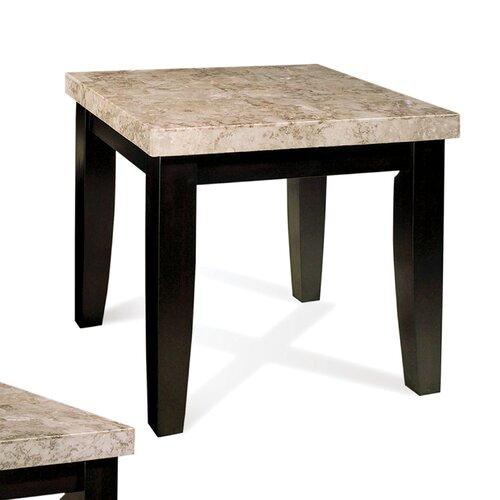 Steve Silver Furniture Monarch End Table & Reviews  Wayfair