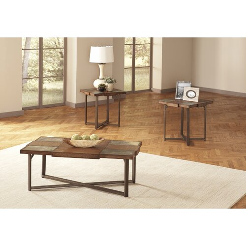 Steve Silver Furniture Winchester End Table & Reviews  Wayfair