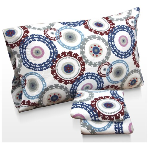 Medallion Printed Sheet Set