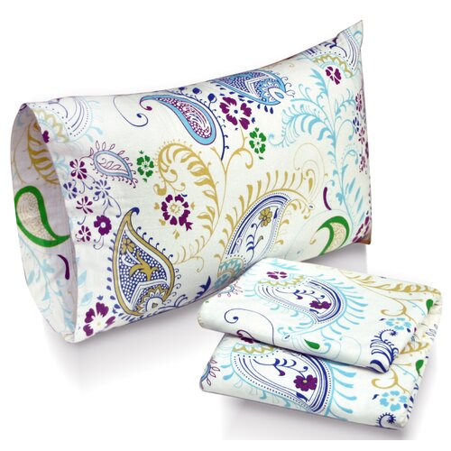 Paisley Garden Printed Sheet Set