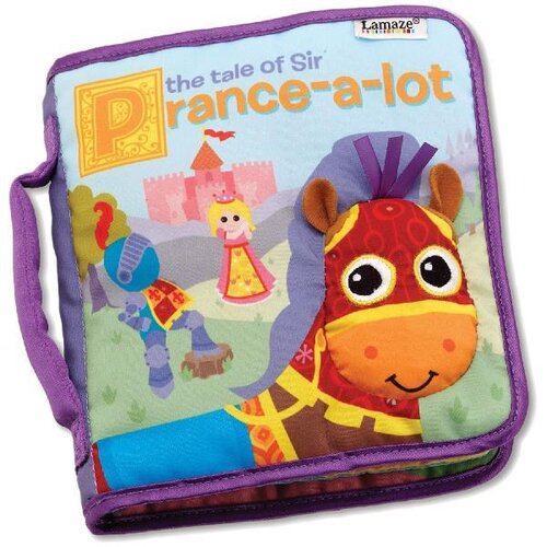 Tale of Sir Prance A Lot Soft Book