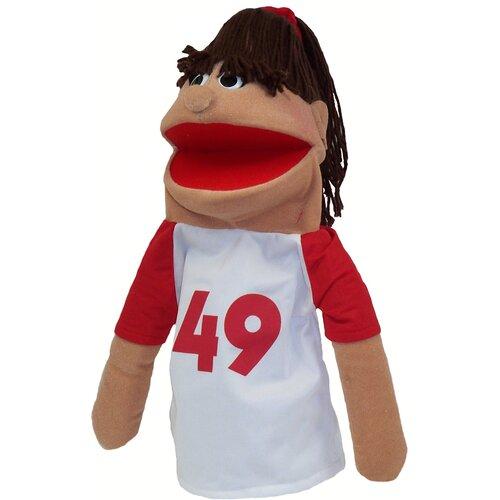 Get Ready Kids Sports Girl Puppet