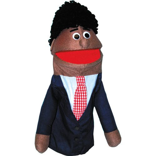 Get Ready Kids Dad Puppet