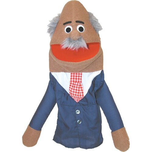 Get Ready Kids Grandpa Puppet