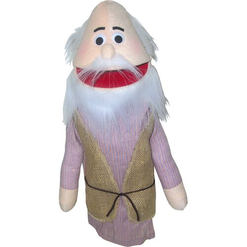 Get Ready Kids Old Man (Noah) Puppet