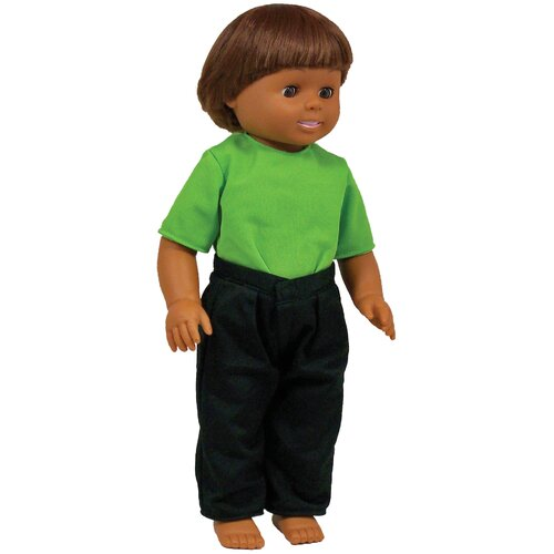 Get Ready Kids Hispanic Boy Doll