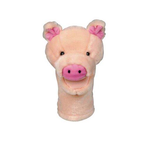 Plushpups Hand Puppet Pig