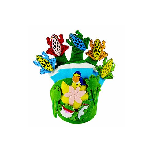 Finger Play Fun Glove Puppets Wide
