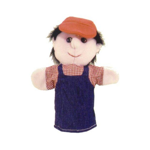 Get Ready Kids Puppets Machine Washable Farmer