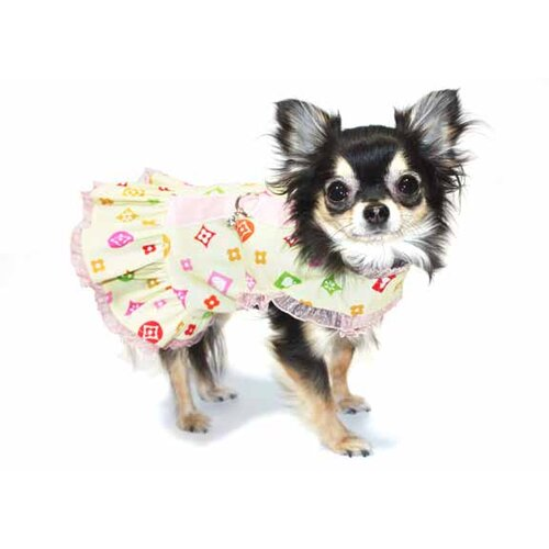 Beverly Hills Harness Dog Dress