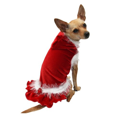Santa's Favorite Dog Dress