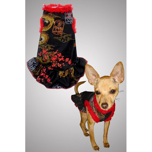 Shanghai Cocktail Dog Dress