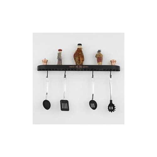 Monterey Wall Mounted Pot Rack