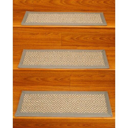 Natural Area Rugs Festival Beige Carpet Stair Tread