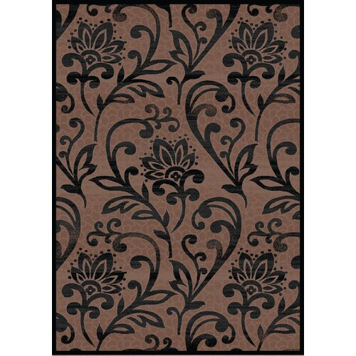 Middleton Brown/Black Indoor/Outdoor Rug