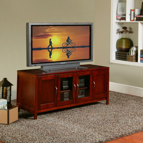 "Alpine Furniture Newport 58"" TV Stand"