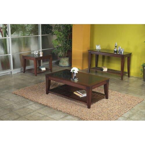 Alpine Furniture Logan Console Table