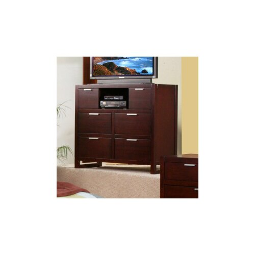 Camarillo 6 Drawer Media Chest