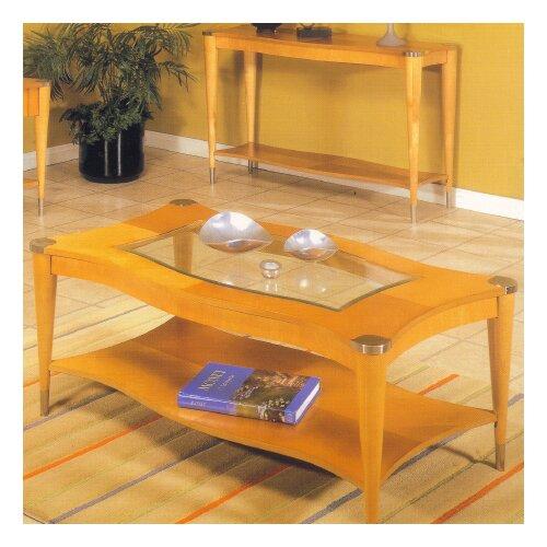 Alpine Furniture Sausalito Coffee Table