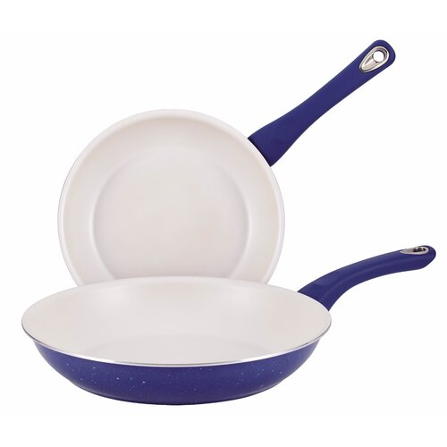2 Piece Non-Stick Skillet Set