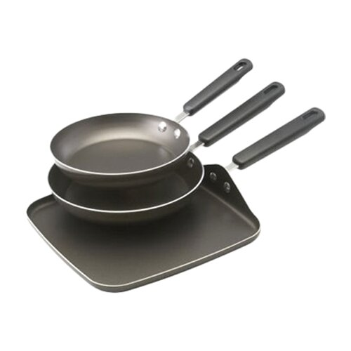 Farberware 3-Piece Non-Stick Skillet Set