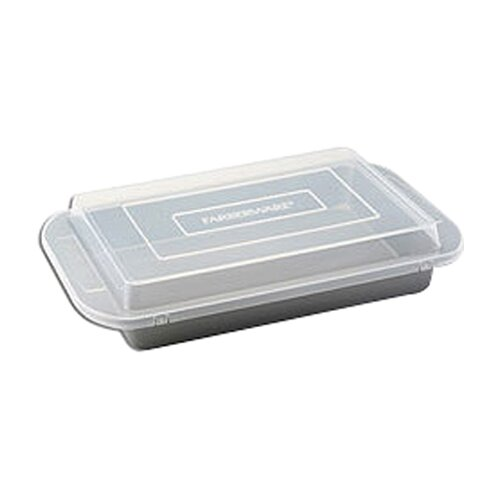 "Farberware 9"" x 13"" Cake Pan with Lid"