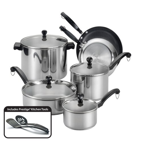 Classic Series II 12-Piece Cookware Set