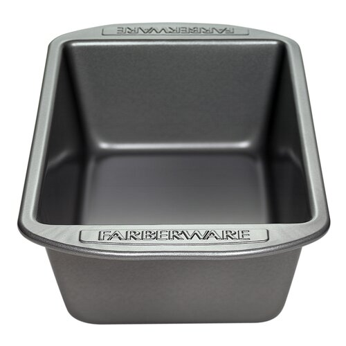 "Farberware Nonstick Bakeware Carbon Steel 9"" x 5"" Loaf Pan"