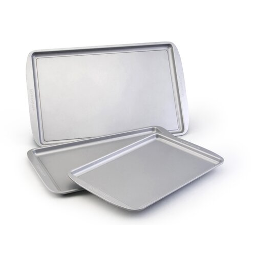 Nonstick Carbon Steel Baking Sheet Triple Pack