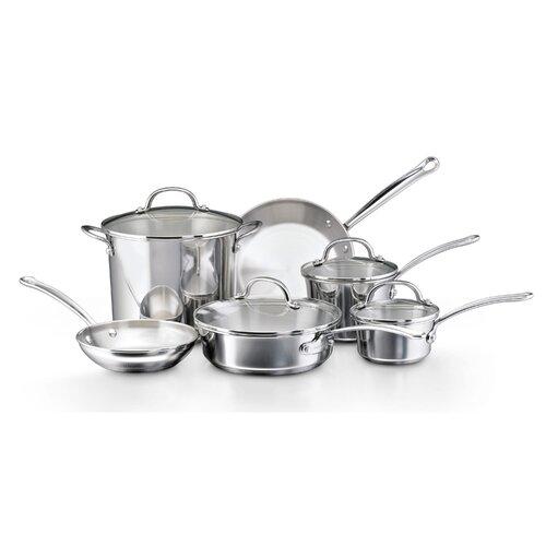 Millennium Cookware 10-Piece Cookware Set