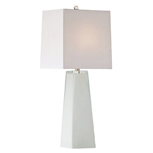 """ARTERIORS Home Roma 29"""" H Table Lamp with Square Shade"""