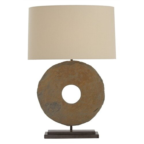 """ARTERIORS Home Emerson 30"""" H Table Lamp with Drum Shade"""