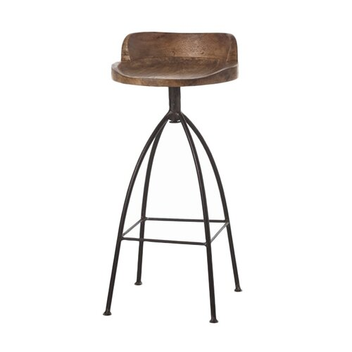 Hinkley Swivel Bar Stool