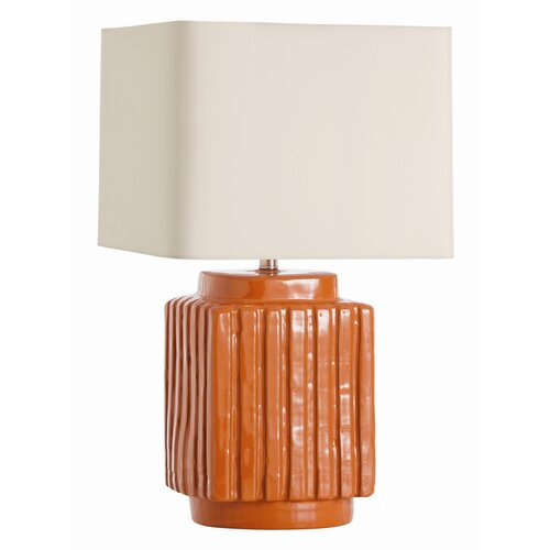 "ARTERIORS Home Artesia 26.5"" H Table Lamp with Square Shade"