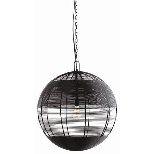Gunner 1 Light Globe Pendant